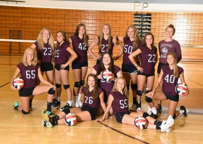 2018-19-Antigo-JV-Volleyball-Team
