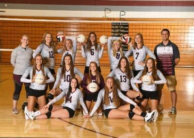 2018-19-Antigo-Varsity-Volleyball-Team