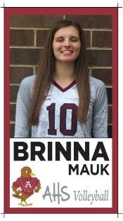 Photo of Brinna Mauk