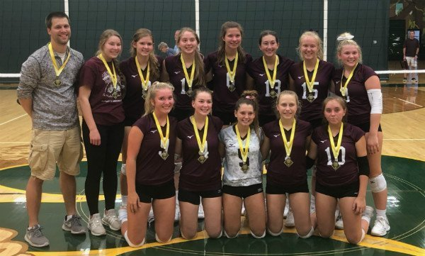 Antigo Volleyball Team 2019